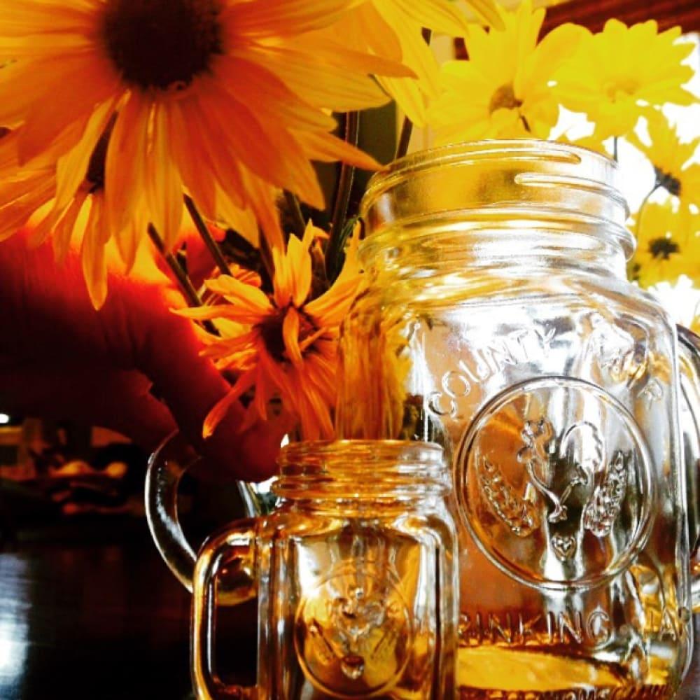 KIKKERLAND|梅森造型烈酒杯 shot glasses(四入)