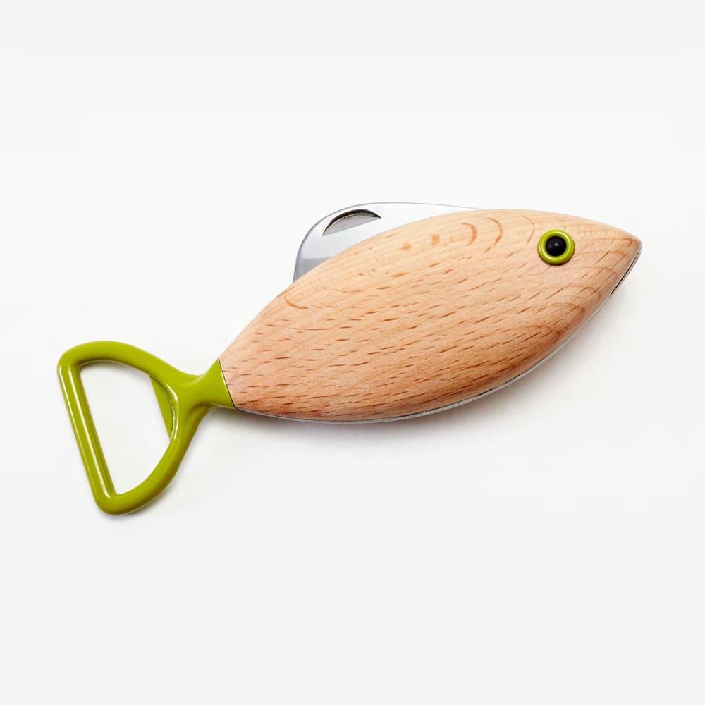 AREAWARE|魚口袋刀開瓶器