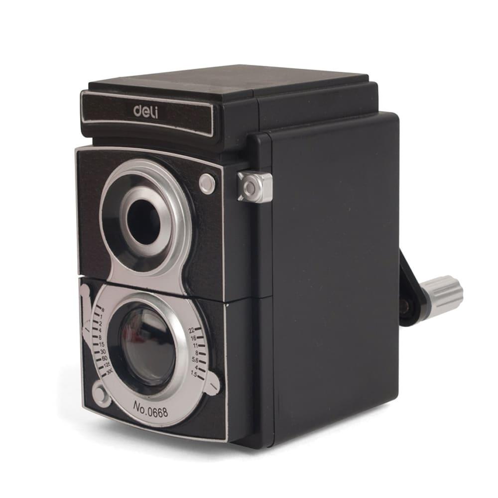 KIKKERLAND|復古相機造型削筆器