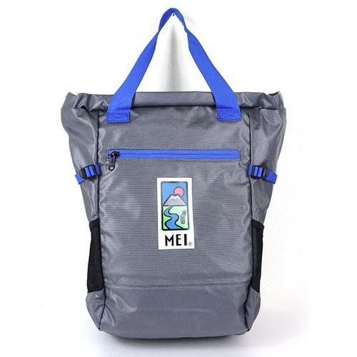MEI|背包托特兩用包 灰
