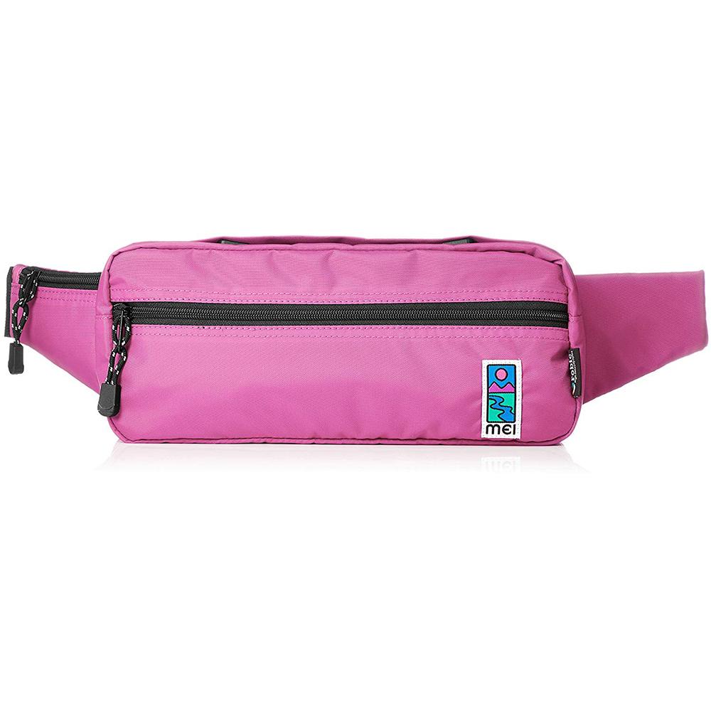 MEI|腰包 粉紅
