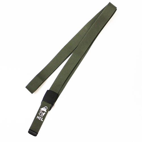 MEI|腰帶25mm 橄欖綠