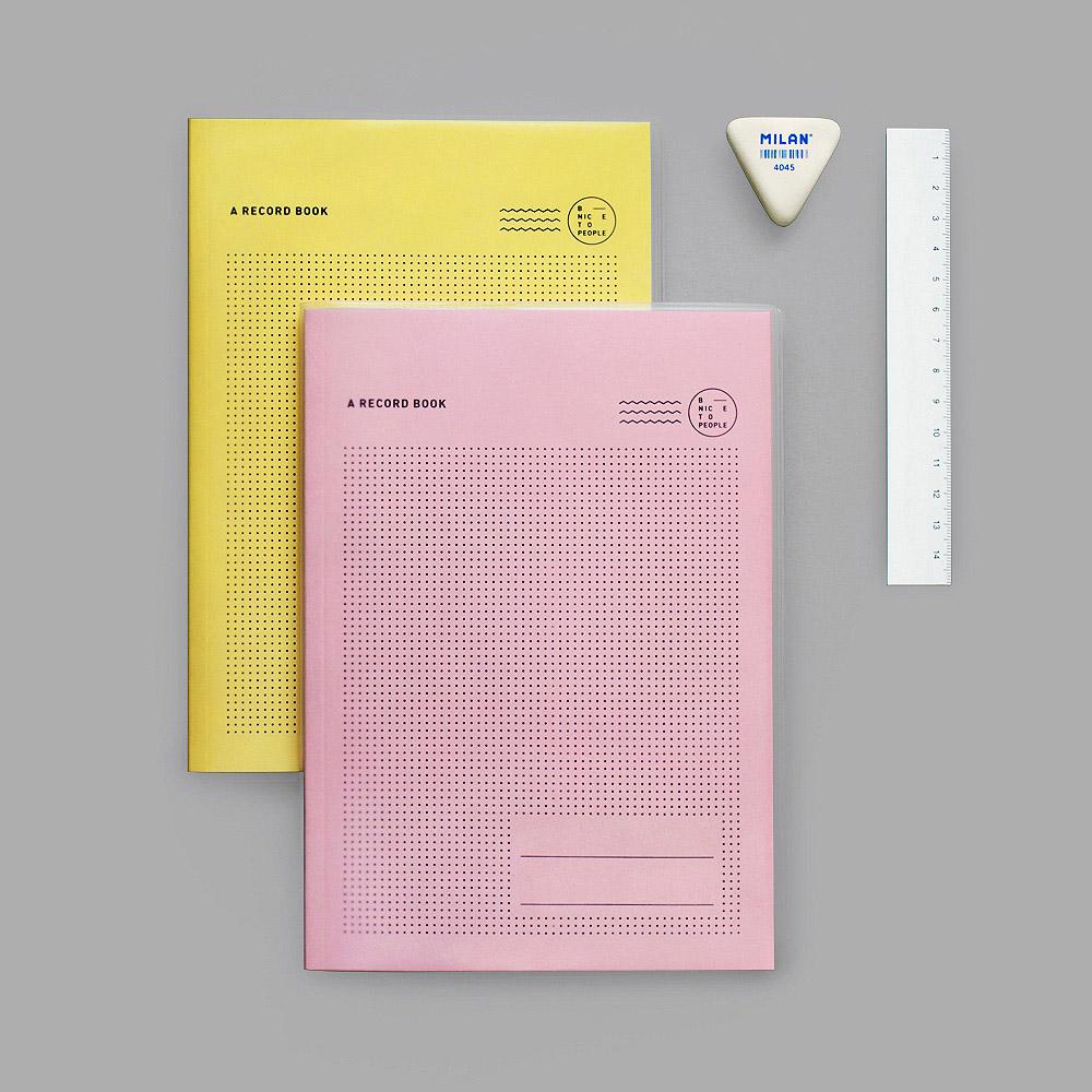 BNTP | RECORD心心心得筆記本
