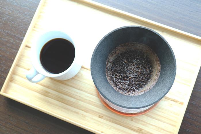 LOCA|咖啡陶瓷濾杯 圓弧形L號