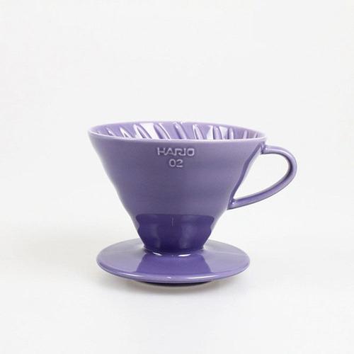 ILCANA   ILCANA x Hario V60限量彩色濾杯 02 藤紫