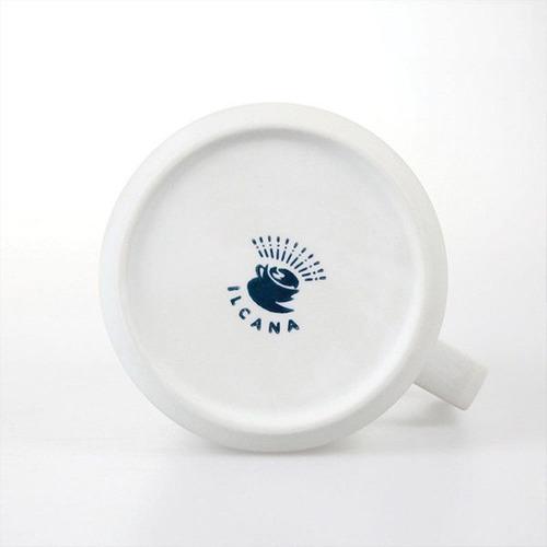 ILCANA | ILCANA 咖啡陶瓷下壺 布目