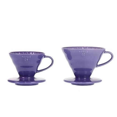 ILCANA | ILCANA x Hario V60限量彩色濾杯 01 籐紫