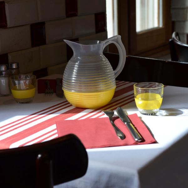 La Carafe|法式美學典藏水壺 Original 系列- 1300ml (橙色)