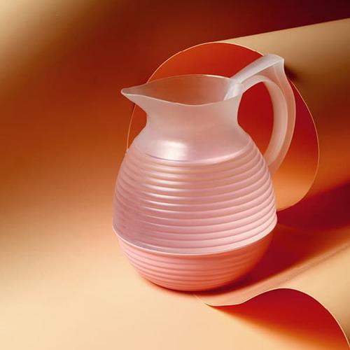 La Carafe|法式美學典藏水壺 Vintage 系列- 1300ml (粉紅色)