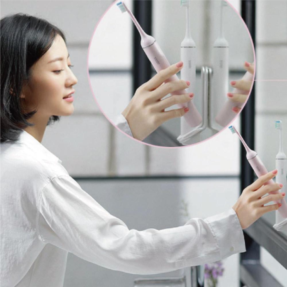 Soodo|音波電動牙刷(極光白)