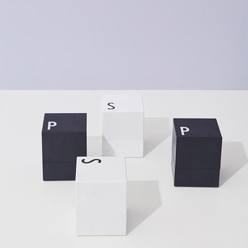 DESIGN LETTERS 方型研磨罐