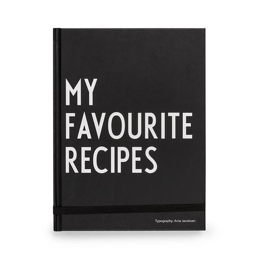 DESIGN LETTERS|最愛食譜