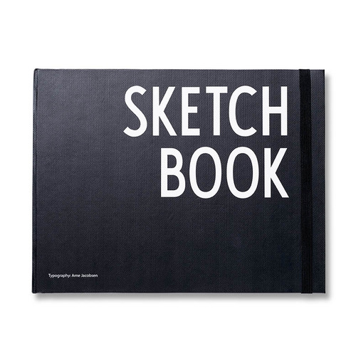DESIGN LETTERS|素描本SKETCH BOOK