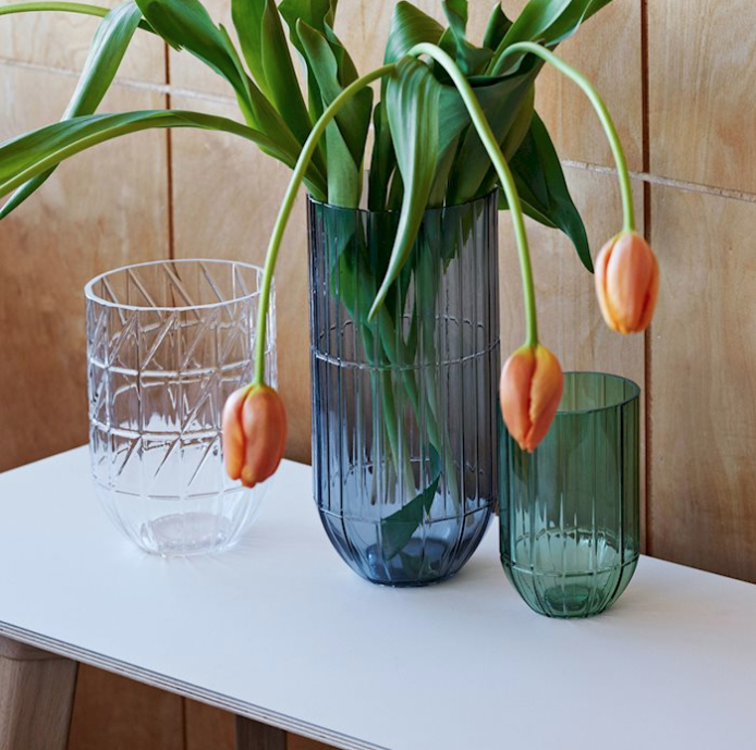 HAY l Colour Vase 光采 / 花瓶  (Clear / 透明) (M)