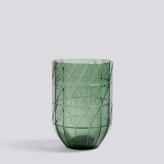 HAY l Colour Vase 光采 / 花瓶  (Green / 綠) (L)