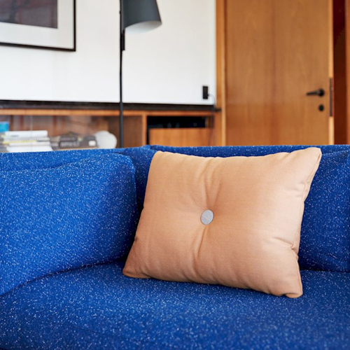 HAY l Dot cushion / 單點抱枕 (Powder / 淡粉色)