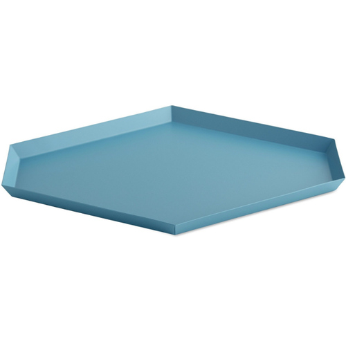 HAY   Kaleido L 萬花筒之星 / 置物皿 L (藍色)