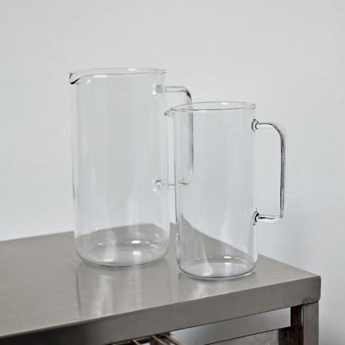 HAY l Glass Jug 玻璃水壺 (Clear / 透明)