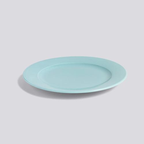 HAY   Rainbow Plate 瓷盤 (Turquoise/ 碧綠 ) (M)