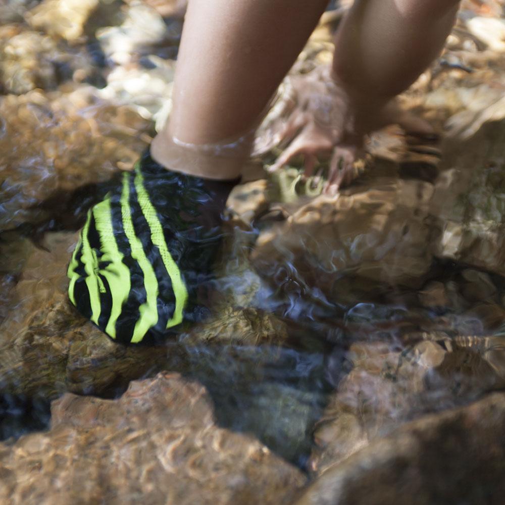 RLOK │SKINSHOES KIDS 兒童赤足鞋 螢光綠