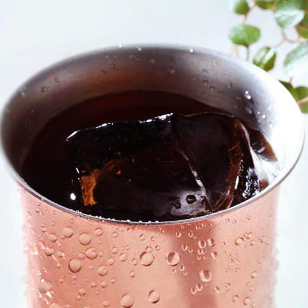 Kiwami│日本 極-Kiwami 手工打製 純銅一口啤酒杯