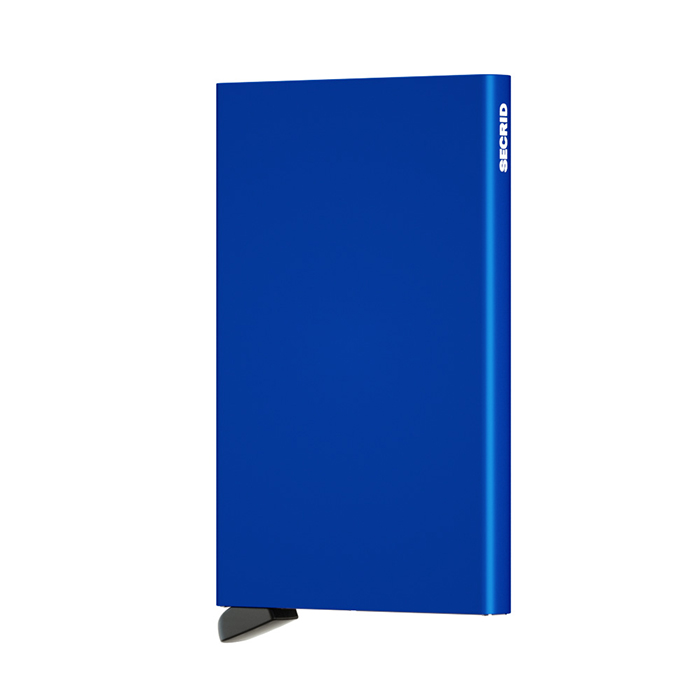 荷蘭 SECRID RFID安全防盜錄 Cardprotector 智慧單卡夾 - 藍