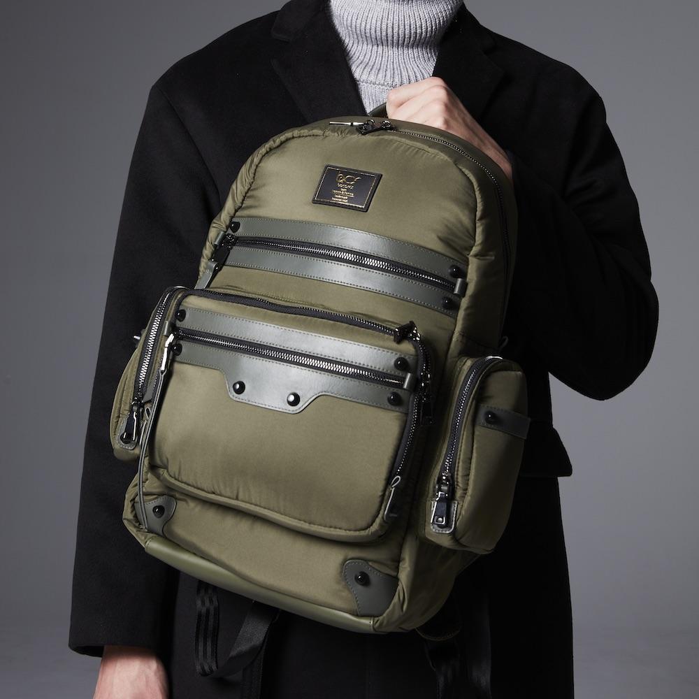 bacarry Walker-Original-O1802(L)都市休閒後背包