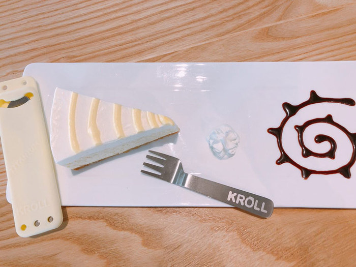 KROLL|純鈦兒童用餐具組(附食用級矽膠套)