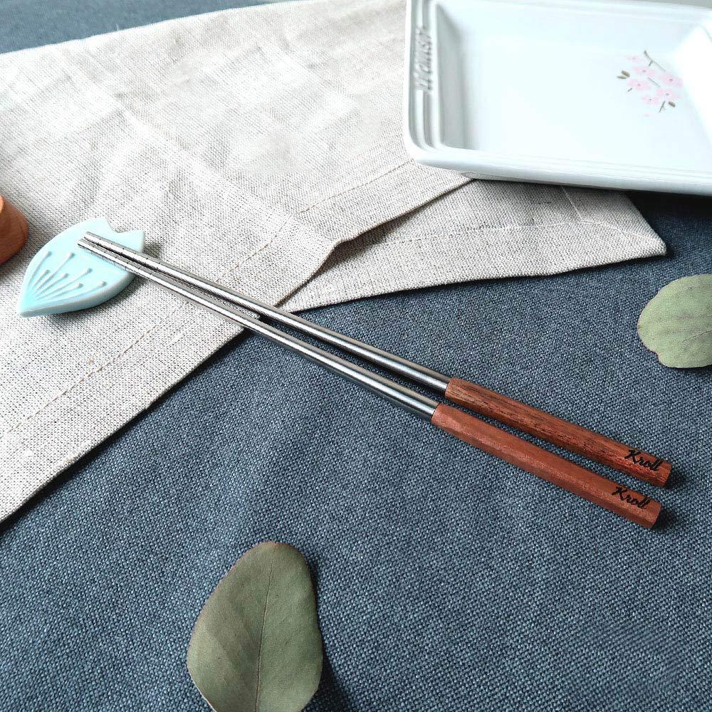 KROLL|純鈦家用筷