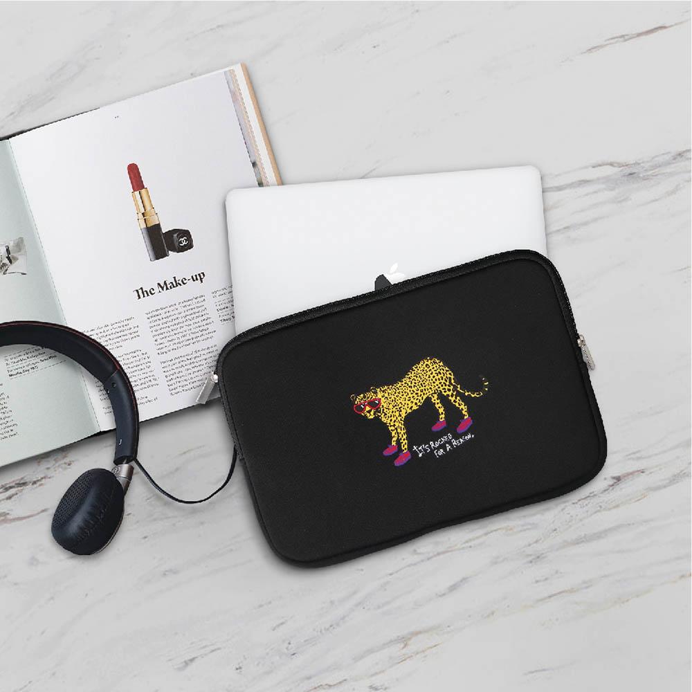 INJOY mall|MacBook Air / MacBook Pro / 11,13,15吋 時尚豹,apple筆電包 / 筆電保護套