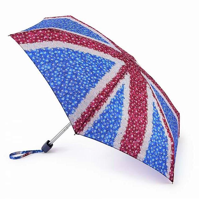 (複製)Fulton富爾頓|迷你口袋傘-英國國旗