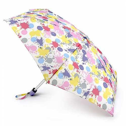Fulton富爾頓|【2018春夏限量】迷你口袋傘-彩色顏料