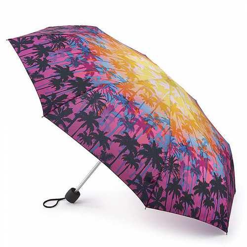Fulton富爾頓|【2018春夏限量】輕巧隨身傘-熱帶天堂