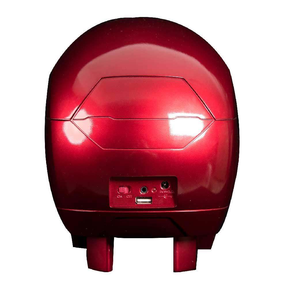 CAMINO | 鋼鐵人Mark46頭盔 1:1藍牙音響