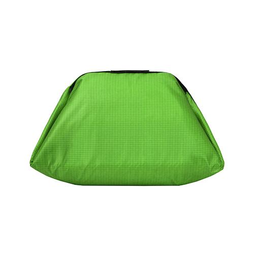 Roll′eat | 西班牙二合一餐袋-細方格系列(青草綠)