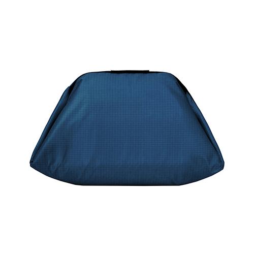Roll′eat | 西班牙二合一餐袋-細方格系列(深海藍)