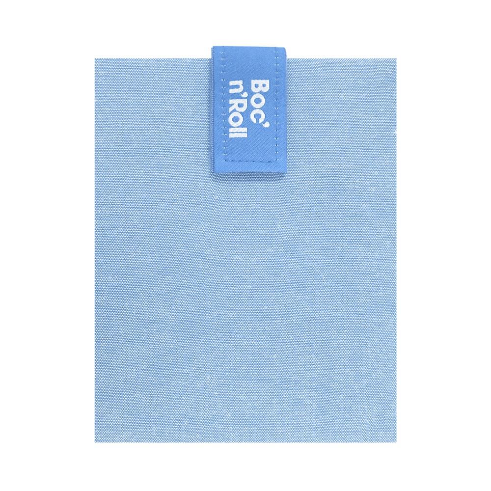 Roll′eat | 西班牙食物袋  搖滾輕食袋-馬卡龍(嬰兒藍)