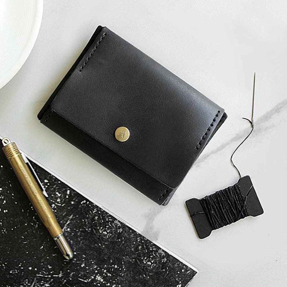 ADOLE|真皮手做DIY套組-零錢包