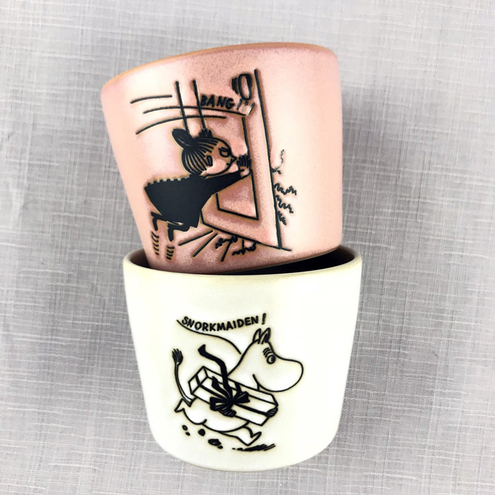 (複製)yamaka|MOOMIN嚕嚕米石漫系列-小不點湯杯