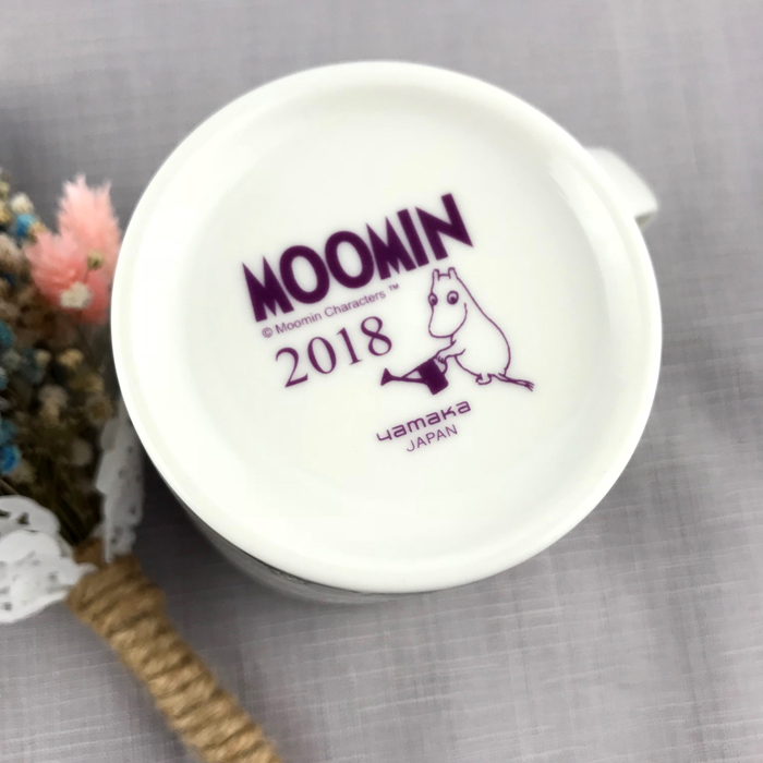 yamaka MOOMIN嚕嚕米年杯系列-2018年杯