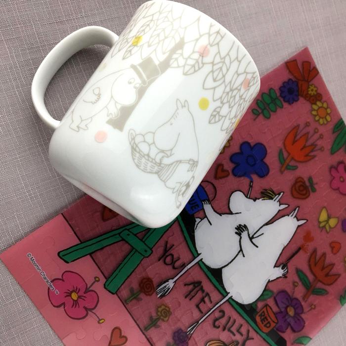 yamaka|MOOMIN嚕嚕米回憶系列-嚕嚕米瓷杯