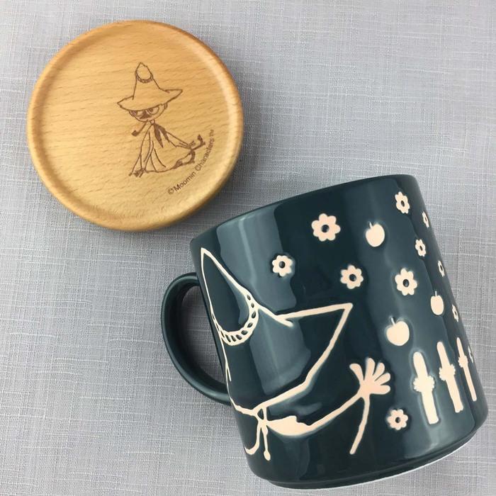 yamaka|MOOMIN嚕嚕米背影系列-阿金馬克杯