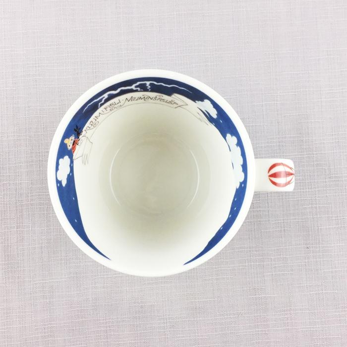 yamaka MOOMIN嚕嚕米插圖系列-地圖湯杯