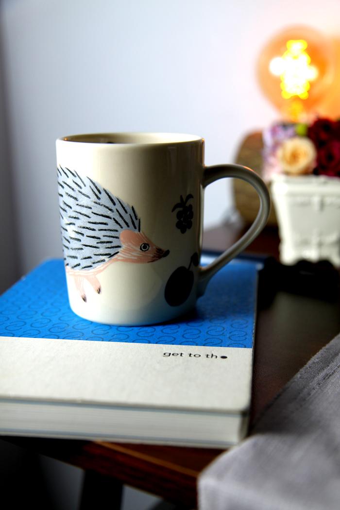 yamaka 松尾美雪-刺蝟圓筒杯
