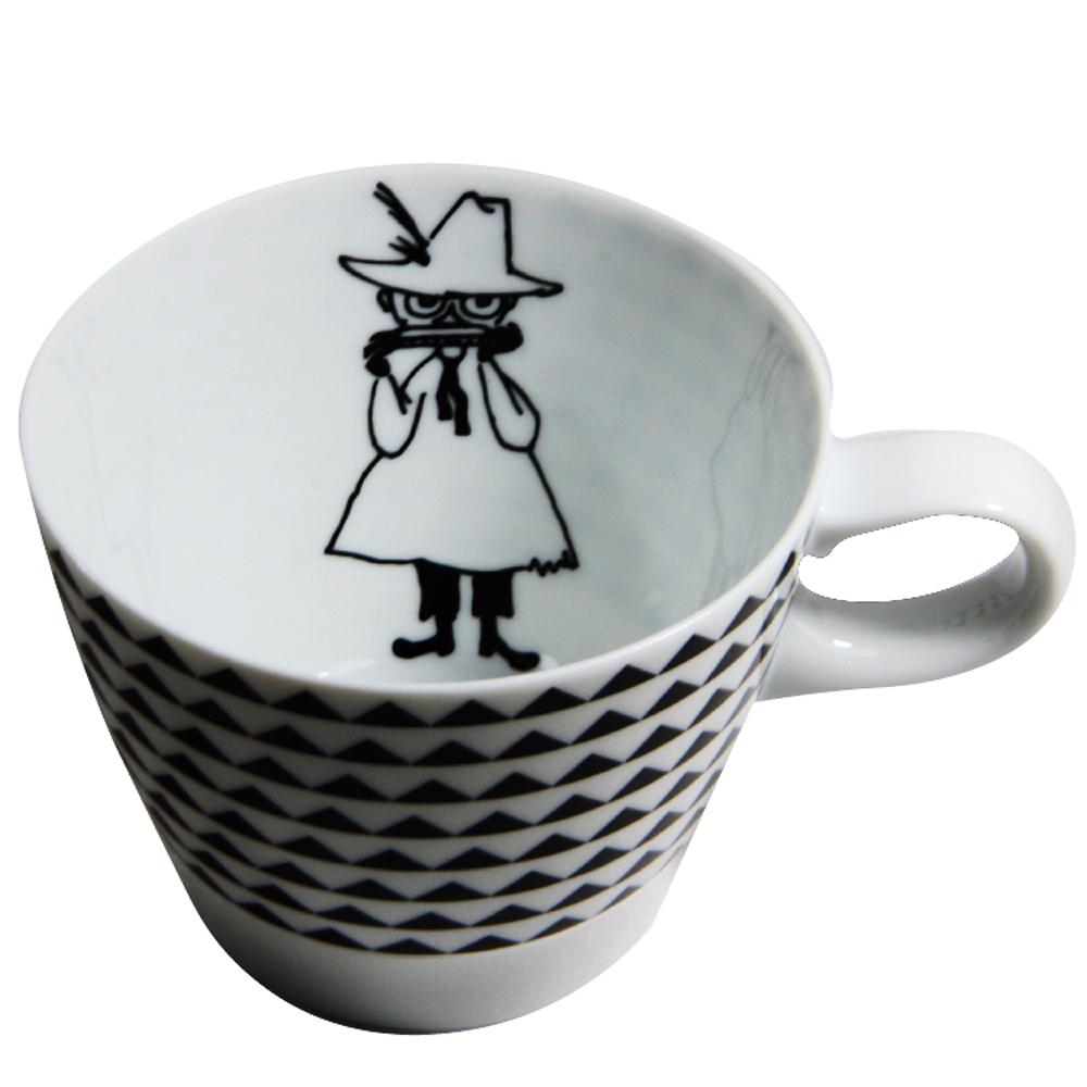yamaka MOOMIN嚕嚕米幾何系列-阿金咖啡杯