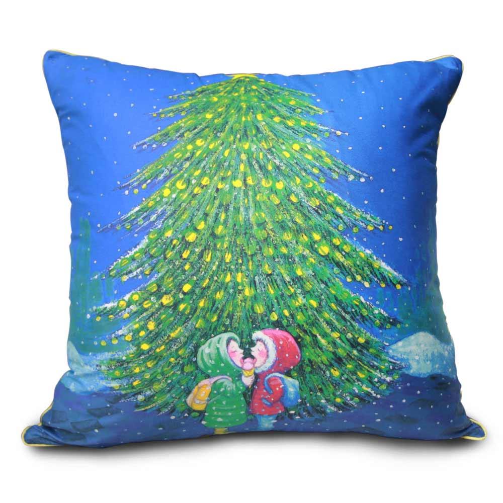 Kidult|忽遠忽近  20週年  聖誕樹下 數位抱枕
