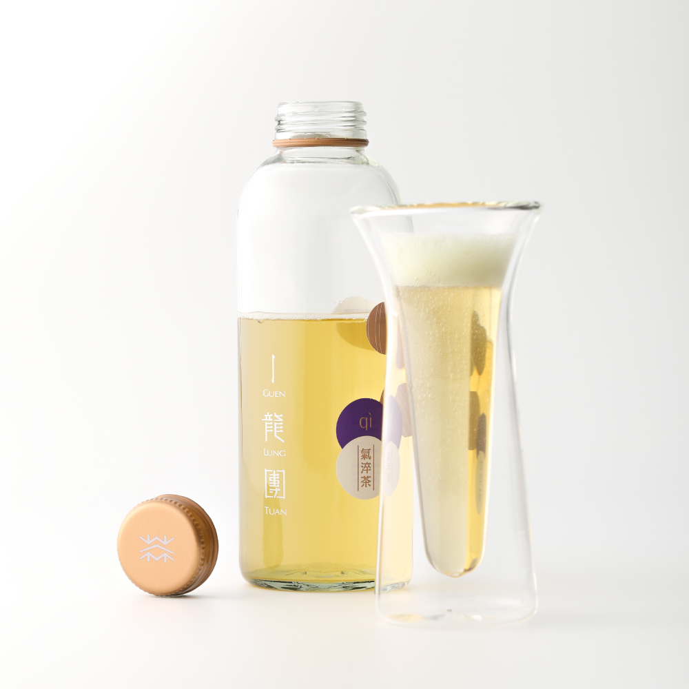 GLT丨龍團 | 氣淬茶 - 氣蘊四季-12瓶入