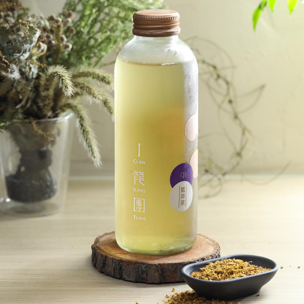 GLT丨龍團 | 氣淬茶 - 氣蘊桂花-12瓶入