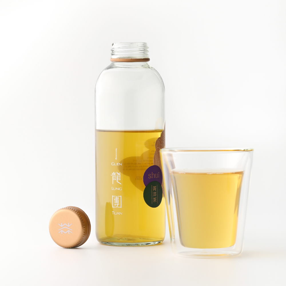 GLT丨龍團   菁淬茶 - 四季尋露-12瓶入