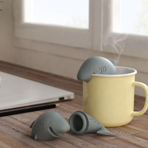 Hikalimedia|Shark 鯊魚泡茶器